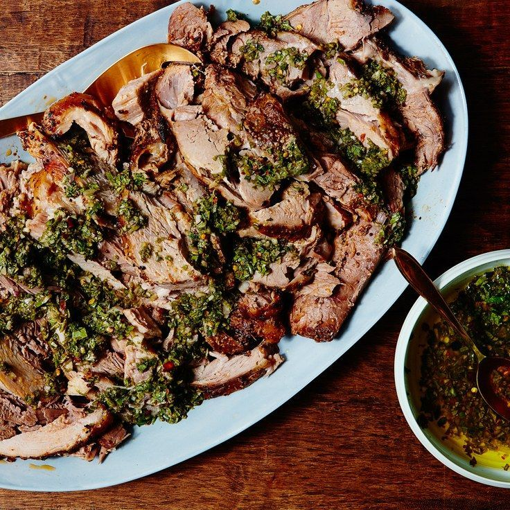 Epicurious crowd pleasers recipes for pork
