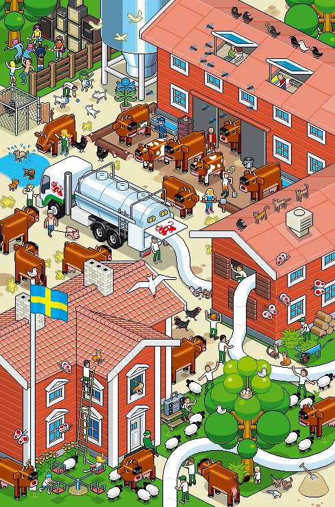 Sweden Summer