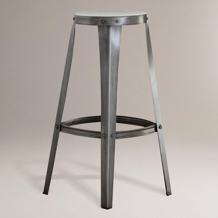 8 Best Images About Bar Stools On Pinterest Gold Dipped