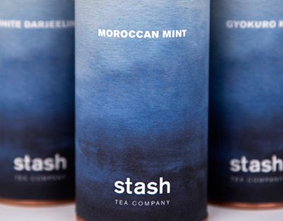 "Consulta este proyecto @Behance: ""Stash Tea Company"" https://www.behance.net/gallery/24650433/Stash-Tea-Company"