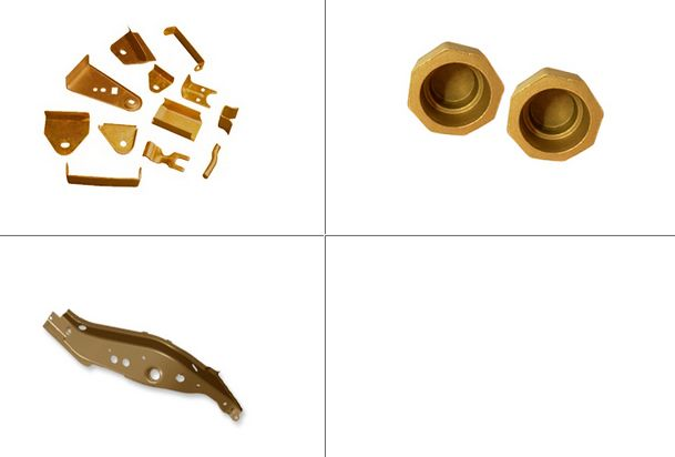Hot Stamped Components #HotStampedComponents