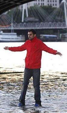 dynamo walking on water
