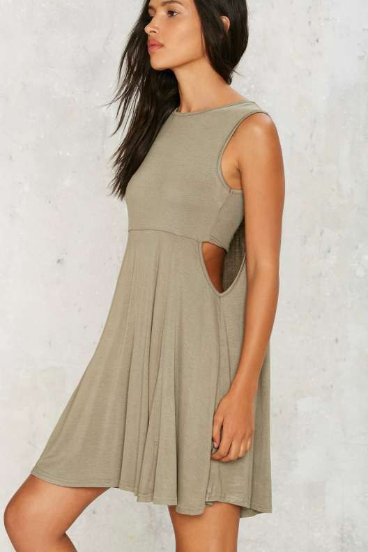 York Cutout Dress http://fancytemplestore.com