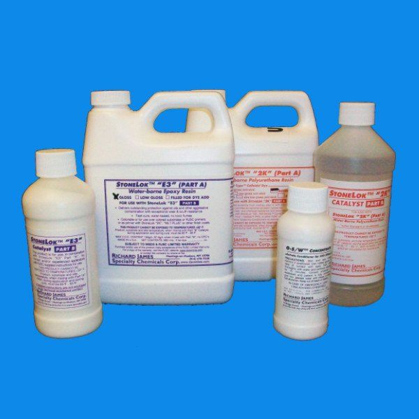 Countertop Joint Sealer : Stonelok? E3/2K2 Countertop Kits ----- concrete countertop sealer