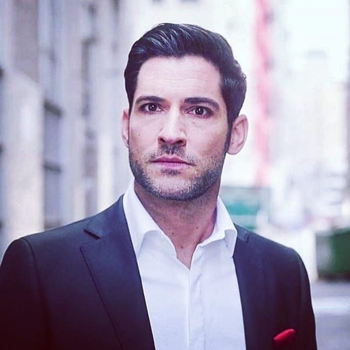 Lucifer Morningstar Forever On Instagram Look At His Face Olha