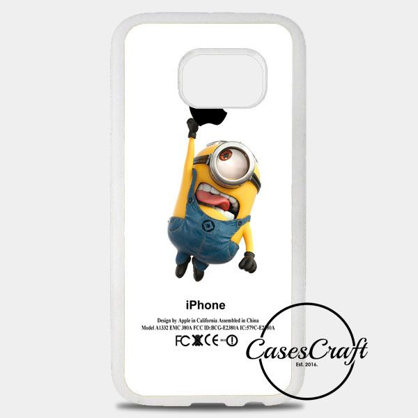 Despicable Me Minion Avenger Samsung Galaxy S8 Plus Case | casescraft