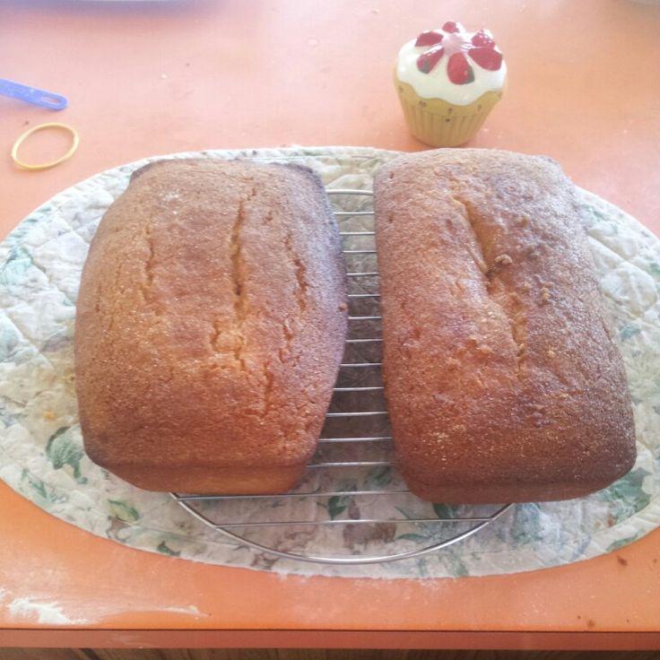 Cinnamon Loaves