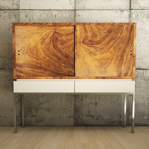 Wine/Bar Armoire by Lot 61 contemporary bar tables