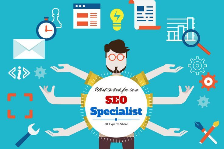 28 Experts Share What To Look For In An SEO Specialist | @SelfEmploydKing
