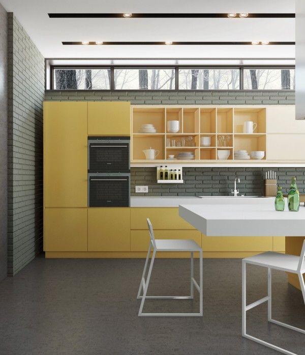 310 best Kitchen images on Pinterest Architecture, Kitchen - kuchen utensilien artematica inox valcucine