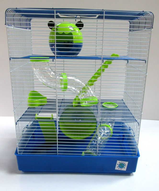 Marchioro Products Marchioro Goran Rat Cage Small Pet Cages Hamster Coisas De Hamster