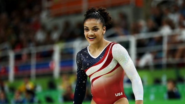 The truth behind the U.S. 'Final Five' gymnastics team: Laurie Hernandez's bionic knee