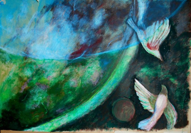"""Aerial"" by Eva Danese"