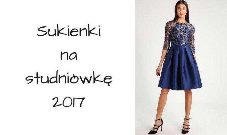 sukienki na studniówkę 2017