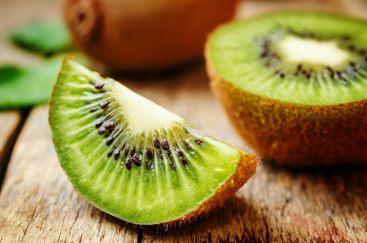 Vitamin C and your skin : Kiwi is a rich source of Vitamin C. Both consumption and topical application of this fruit contributes to healthy glowing skin