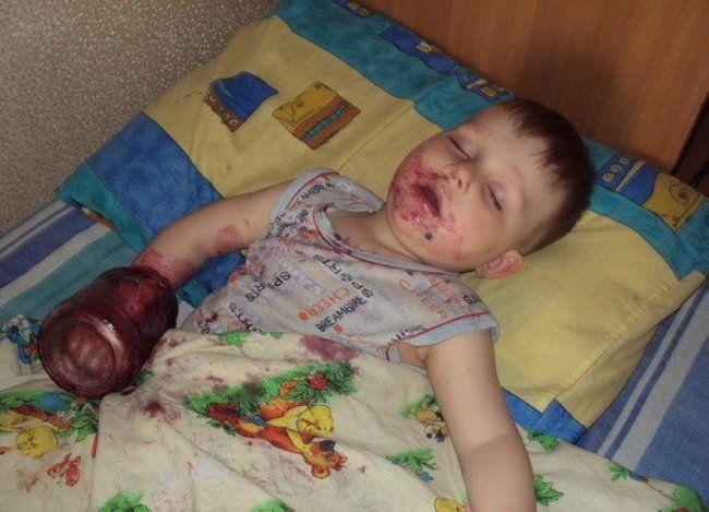 A hora de dormir é agora! 20 fotos engraçadas de crianças dormindo   Catraquinha