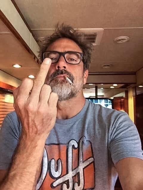 Jeffrey Dean Morgan - yes please