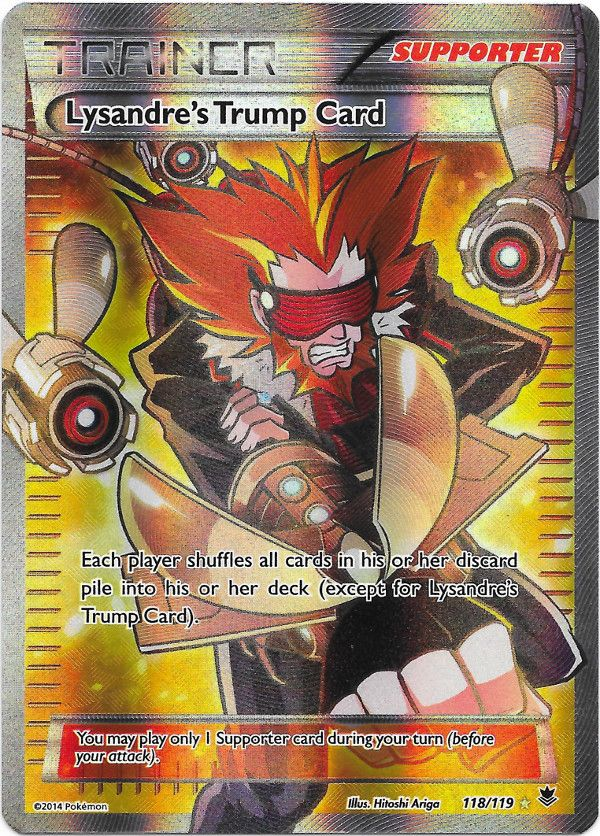 Lysandre's Trump Card (Phantom Forces) - full art · Pokémon CardsArt ...