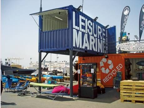 17 best images about container professional activities on for Village craft container home
