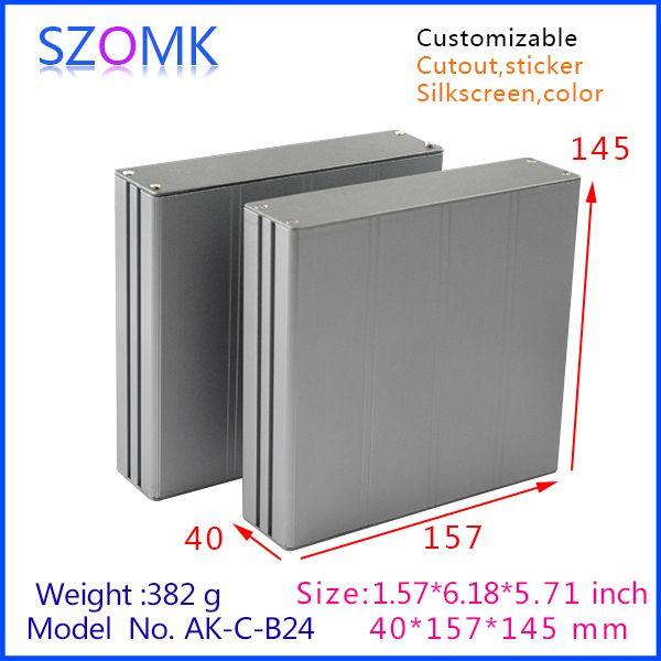$46.00 (Buy here: https://alitems.com/g/1e8d114494ebda23ff8b16525dc3e8/?i=5&ulp=https%3A%2F%2Fwww.aliexpress.com%2Fitem%2Faluminum-enclosure-electronics-outlet-enclosures-4-pcs-40-157-145mm-project-box-electronic-case-aluminum-junction%2F32308698379.html ) aluminum enclosure electronics outlet enclosures (4 pcs) 40*157*145mm project box electronic case, aluminum junction box for just $46.00