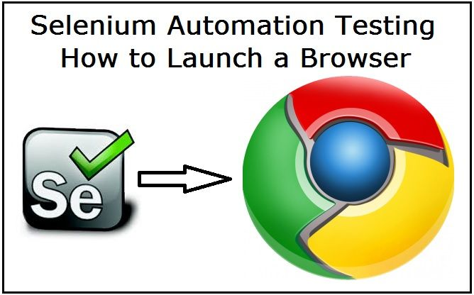 To start Selenium Automation Testing, we need to launch a browser first. Let's learn how to launch Chrome browser using Selenium Webdriver!
