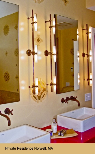 Bathroom Lighting Needs 9 best concrete bathroom sink images on pinterest | concrete