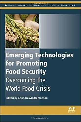 This book discusses rising energy prices, increased biofuel use, water scarcity, and the rising world population, all factors that directly affect worldwide food security.