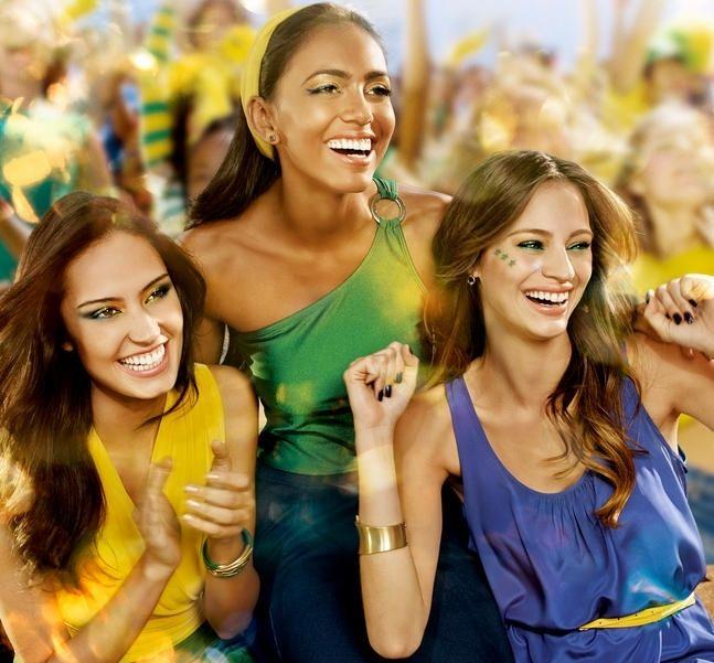 Moda verde e amarela - Looks para torcer pelo Brasil!