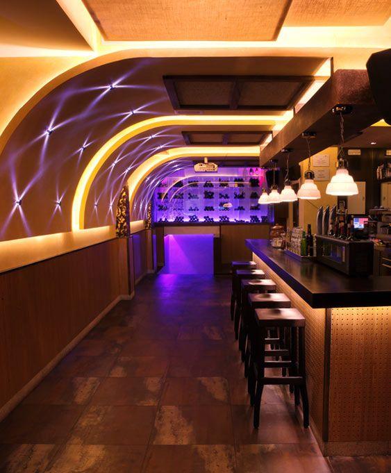 M s de 25 ideas incre bles sobre iluminaci n del - Iluminacion de bares ...