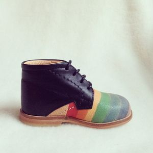Image of Mingus Magic Rainbow Shoe by Nathalie Verlinden- I would go through 9 months of being pregnant for these!
