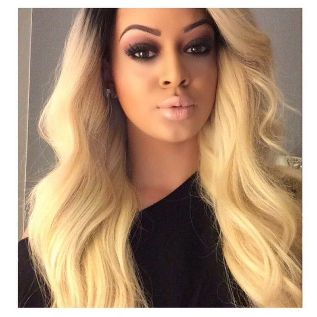 Virginhairobsession S Photo On Instagram Her Hair Killa Pinterest Makeup Blondes And Hair