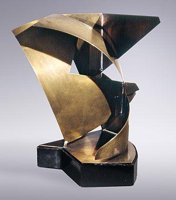 Curatella Manes.  Pablo Curatella Manes.  Desarrollo en tres planos, 1955