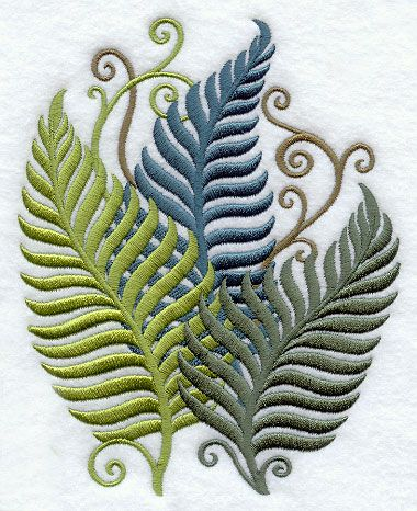 Machine Embroidery Designs at Embroidery Library! - Color Change - D5363