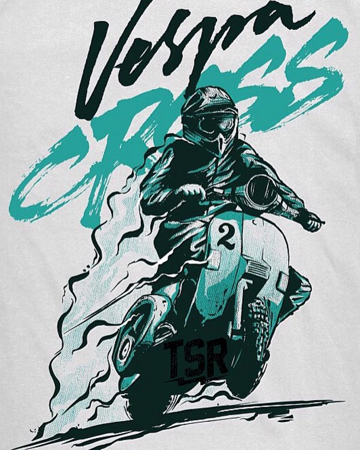 T-Shirt Vespa cross  !!  designed by: Toni Agustí ( @creuestudio ) Availabe at http://thescooterider.com/collections/tees #vespa #vespagram #vespamania #vespastyle #vespalovers #vespacross #vespaoffroad #scooter #scootering #scooterist #scooterlife #enjoytheride #ridefree #thescooterider