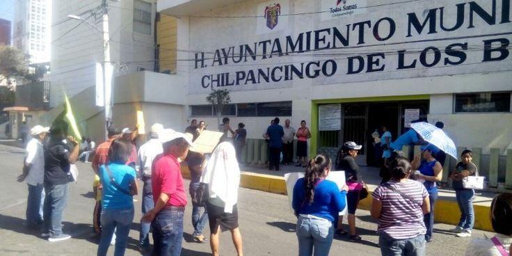 Colonos protestan en Chilpancingo por falta de agua potable - https://www.notimundo.com.mx/estados/colonos-exigen-agua-potable-chilpancingo/