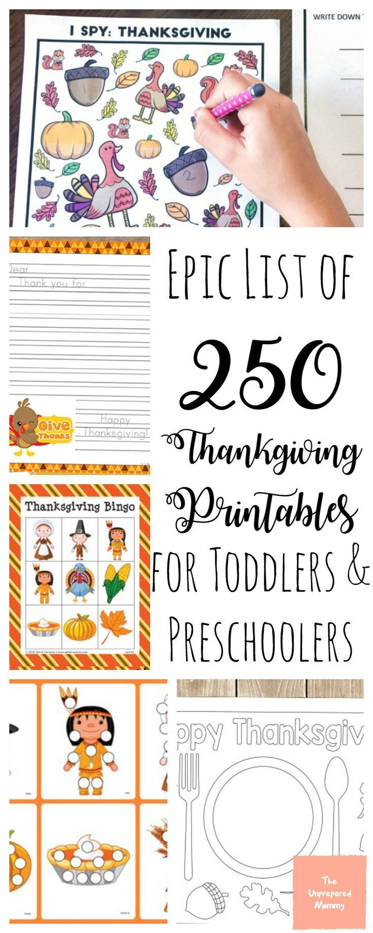 Predownload: 250 Free Thanksgiving Printables For Toddlers And Preschoolers Free Thanksgiving Printables Thanksgiving Activities For Kids Thanksgiving Games For Kids [ 1840 x 736 Pixel ]