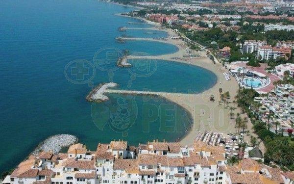 Ventura del Mar, es una playa en Nueva Andalucía incorporada en 2.017. Son 250 metros lineales los que se habilitarán para la presencia de los perros.