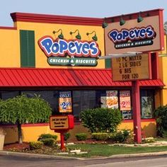 Browse the full Popeyes Chicken Menu with prices here. View all Popeyes prices, tuesday specials and deals on one page. The Popeyes Louisiana Kitchen menu is easily viewable from any mobile phone or home computer.
