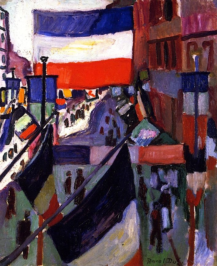 144 best raoul dufy images on pinterest | raoul dufy, fauvism and