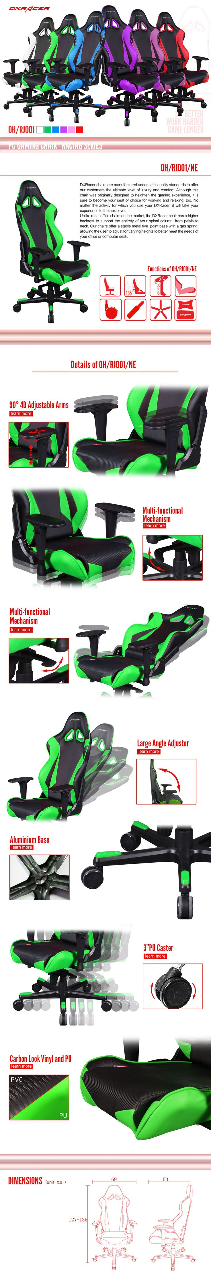 DXRacer ficial Home Page Best gaming chair in the world Best PC chair in the world Best gaming desk in the world