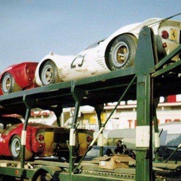 Transport Ferrari: 1000+ Images About Car Trailers