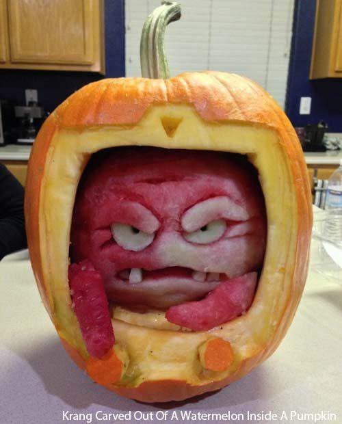 Abóbora melancia.