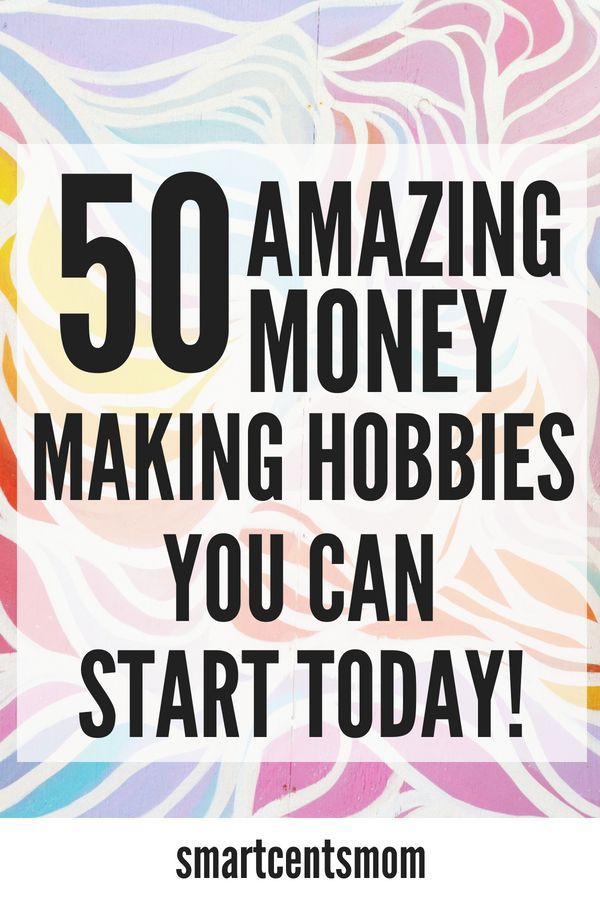 Money Making Crafts And Hobbies That Make Money Business Ideas And
