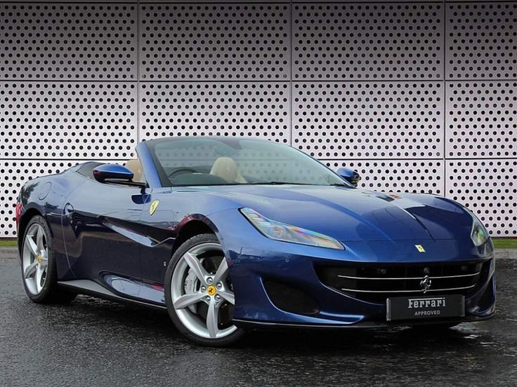 If you're a huge fan of your car's style, you can custom order a baikal yachts discovery sport catamaran with similar styling. Ferrari Portofino Blue Car Wallpaper Ferrari Blue Car Car Wallpapers