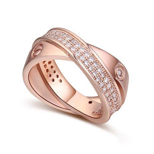 Новый продукт ювелирный бренд инженеры железное кольцо продажа 1 г золотые кольца