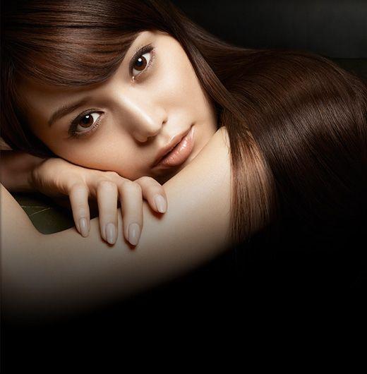 Yuri Ebihara - Shiseido, Tsubaki