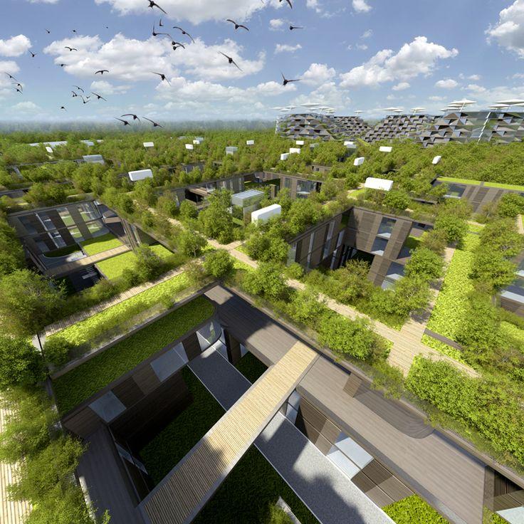 Skolkovo Residential Area / Arch Group