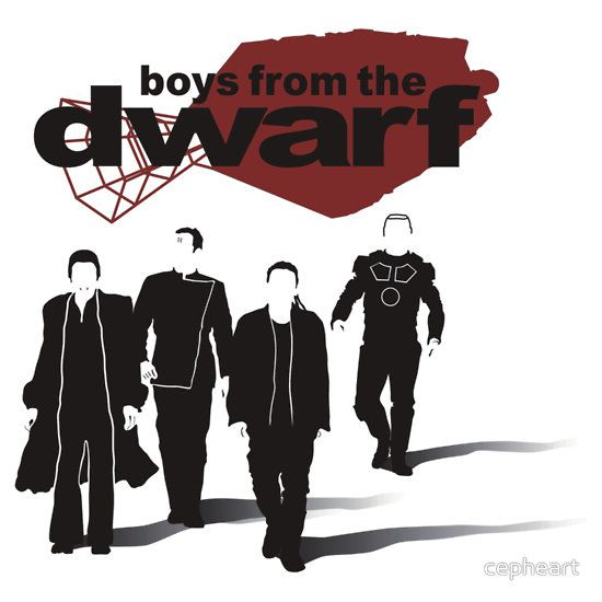 Boys From the Dwarf by cepheart