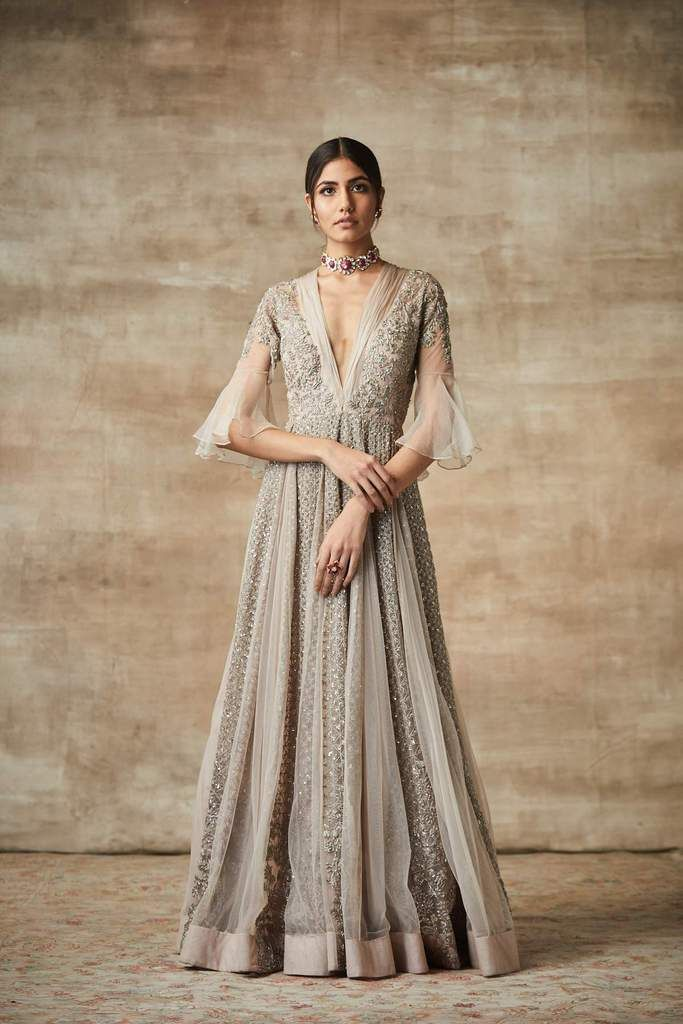 a4c561a845 The Jazmin in 2019 | Studio East6 Clothing | Anarkali gown, Lehenga, Indian  dresses
