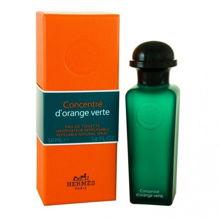 Concentre d`Orange Verte by Hermes